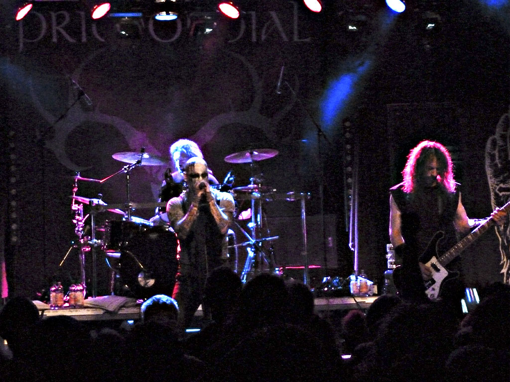 Primordial - Paganfest 2012 Berlin