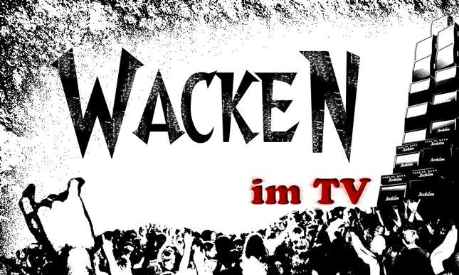 Wacken Open Air im TV