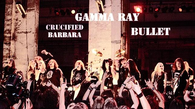 Gamma Ray Live in Berlin 2011
