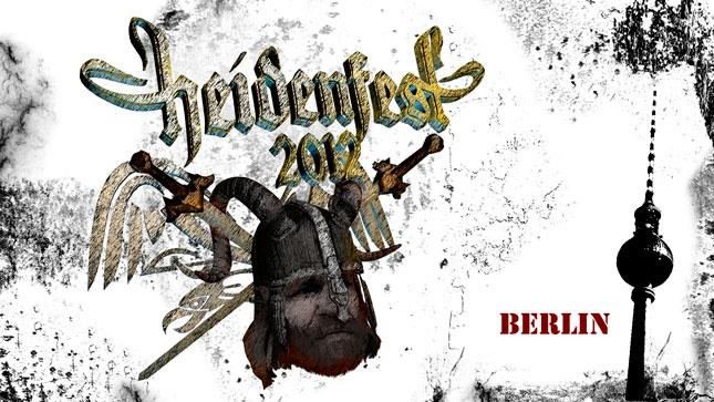 Heidenfest 2012 - Live Review