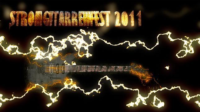 Brutz und Brakel - Stromgitarrenfest 2011 Berlin