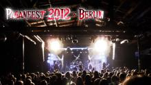 Paganfest 2012 Berlin - Konzertbericht